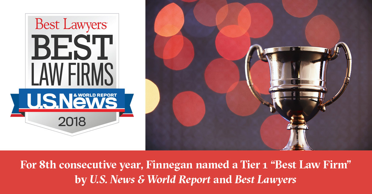 2018 U S  News & World Report and Best Lawyers Ranks