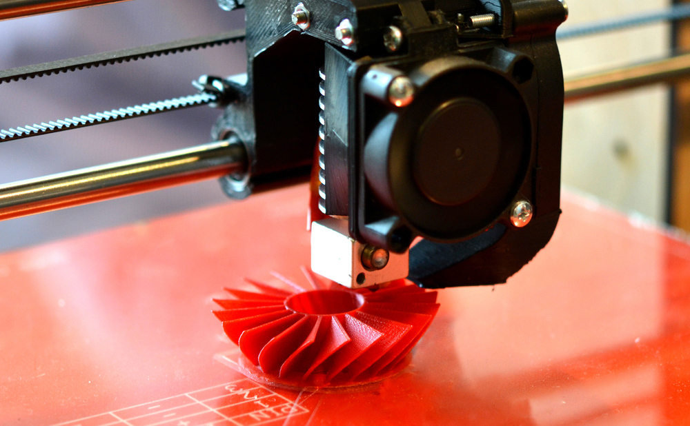 3D Printing Patent Landscape