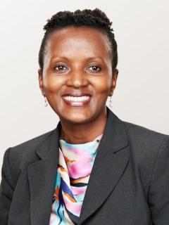 Flora M. Amwayi