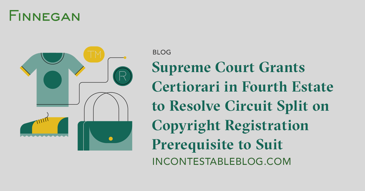 Supreme Court Grants Certiorari in Fourth Estate to Resolve