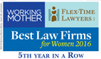 Working Mother Best Law Firms